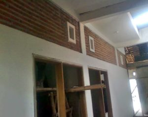 Pengalaman membangun rumah pertama