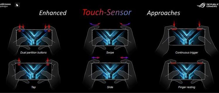 Berbagai fungsi Air Trigger 3