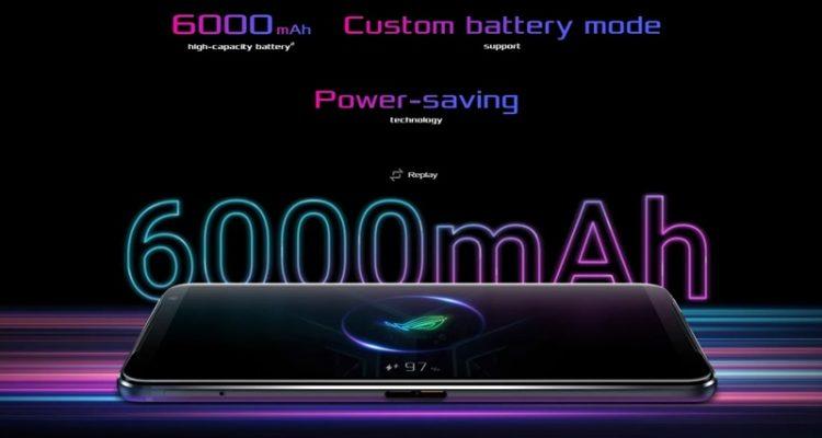 Baterai monster ASUS ROG Phone 3