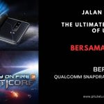 Jalan Samurai Menjadi The Ultimate Winner of Universe Bersama Asus ROG Phone 3 Berprosesor Qualcomm Snapdragon 865 Plus 5G