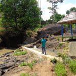 Balik Lagi ke Desa Wisata Taman Rengganis, Turun ke Air Terjun Sulaiman