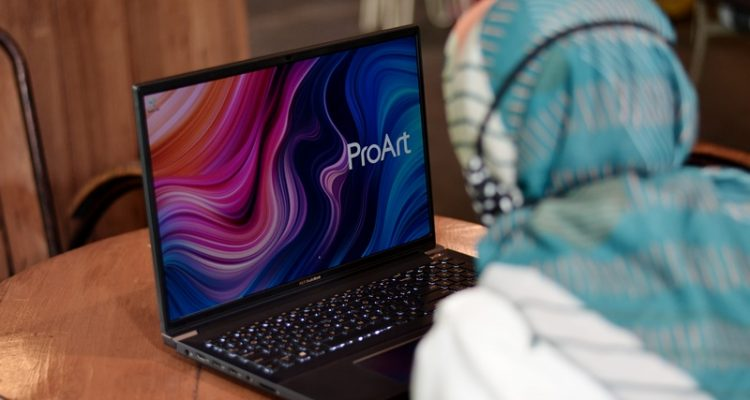 Berasama ASUS ProArt StudioBook loba blog IIDN x ASUS