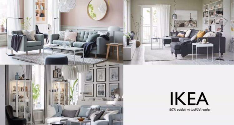 Produk furniture dari IKEA